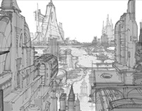 Concept Environments. Undisclosed Project.