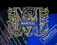 Invitation /  Martell Cohiba Cigar Dinner