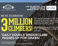 BridgeClimb Sydney Facebook App