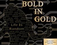 Bold In Gold (iPod Shuffle Gold)