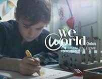 WeWorld - contro la violenza sulle donne e i loro figli