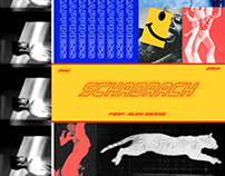 Schadrack Feat. Kool Kid Dre EP (Cover Art)