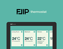 FLIP thermostat