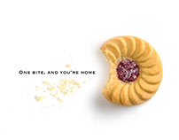 Baker's Biscuit Advert