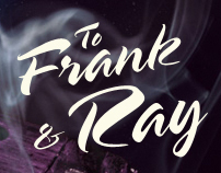 To Frank & Ray