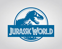 Jurassic World: Fan Art Posters Concept