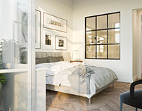N°58 Classical Stockholm apartment