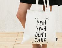 Shopping Bag Graphic Design for Bershka Asia_ AW16·17