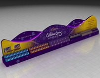 Cadbury Spectacular display