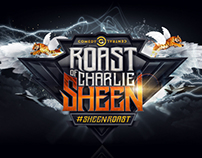 Roast of Charlie Sheen Promo Campaign