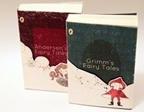 Fairy Tales Book Covers