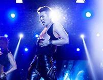 Eru Concert Live In Jakarta 2013