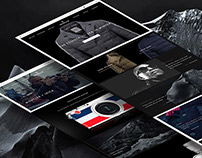 Moncler E-commerce