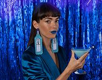Jessica Walsh X Bombay Sapphire