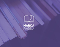 Marca Página Podcast - Branding