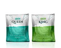 Igara Tea Rebrand Concept