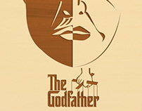 """""""The Godfather"""" Commemorative Poster"""
