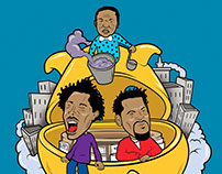 Golden Piggy - Wayans Bros