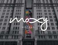 Branding - Moxy Hotels