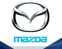 Mazda Home Page Takeover for Comcast SportsNet website