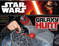 Star Wars - Galaxy Hunt