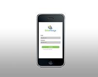 UI Design: BriteThings App