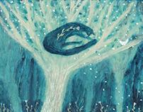 """From exhibition """"Montage de la forêt"""" 3"""