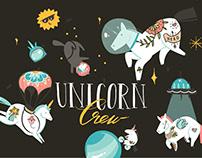Unicorn Crew.