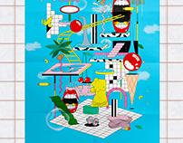 Heatwave Posters : W.A.B.B