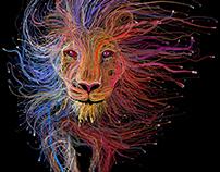 The Lion of Lyon (for Lyon Expo 2015)