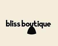 Bliss Boutique - Branding
