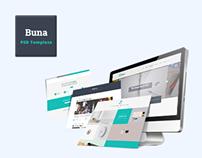 Buna - Your next Portfolio/Agency Template
