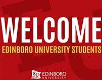 Edinboro University Marketing Internship Work 2017