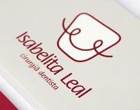 Identidade Visual para Dra. Isabelita Leal