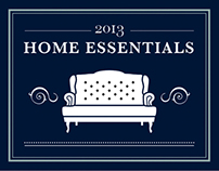 Home Essentials 2013