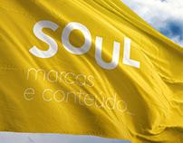 Soul | Marcas e Conteúdo Brand ID