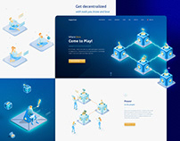 MagnaChain - ICO Landing Page