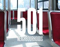 501 Neighbourhoods - Thesis Project