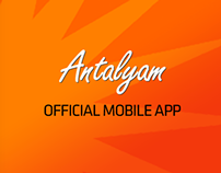 Antalyam Mobile App Design Project