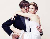 Pinkis brides