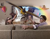 Noblex Smart TV-3D