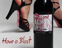 Kissed- Wine