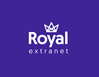 Logo for Royal Extranet