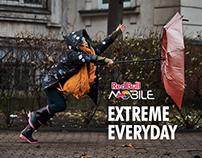 Video # RedBull Mobile: Extreme Everyday