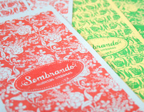 Sembrando // Corporate Identity + Website
