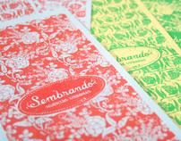 Sembrando // Corporate Identity + Website