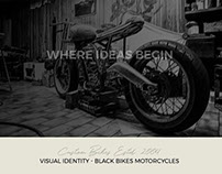 Black Bikes Motorcycles