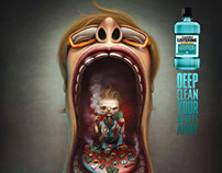 JWT - Listerine - Cannes 2013