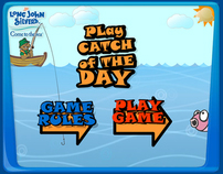 Catch of the Day Game