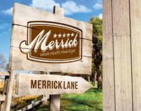 Merrick Pet Care. Administrators IOS app.